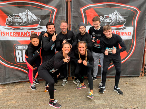 Fisherman`s Strongmanrun Fühlingersee in Köln September 2019